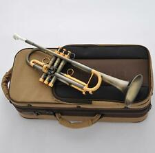 Customized Professional Trumpet Horn Monel Valve Great Sound
