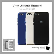 Rear Case Cover Frame Battery Cover For Huawei y5 2018 With Logo Lens New