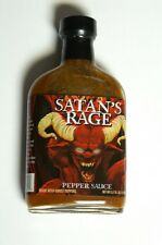 Satan's Rage Pepper Sauce - With Ghost Pepper - 5.7 oz