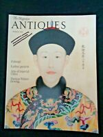 The Magazine ANTIQUES  March 1996  Faberge Thomas Wilmer Dewing Ladies Pockets