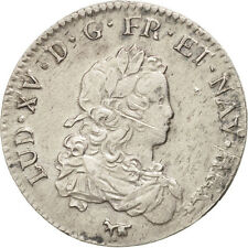Monnaies, France, Louis XV, 1/3 Écu de France 1722, Paris, TTB #16118