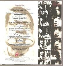 """Rolling STONES """"Exile on Main St"""" intervista DISC Cardsleeve CD"""
