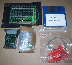 NEW Atari 520 1040 ST STF STFM Computer 4MB Marpet Memory Upgrade Kit SMD MMU