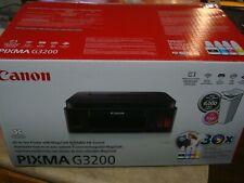 Canon Pixma MEGATANK  G3200 All-In-One Inkjet Printer - open box