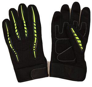 Driving gloves all season neon