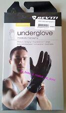 sous gants WICKER REV'IT taille L noir unisexe FTU401 - neufs