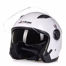 JIEKAI Helmet motorcycle open face moto racing motorcycle vintage helmets