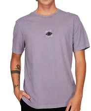Men's RVCA Web SS Surf Shirt / Tee. Size M. NWT, RRP $49.99.