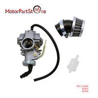 Carburetor W/ Air Filter for Honda CRF80 XR80 XR75 XL75 XR80 Carb
