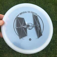 Discraft Star Wars Imperial Tie Fighter Stamp Z Buzzz Disc Golf Midrange Disney!