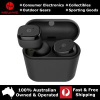 Bluetooth 5.0 Noise Reduction TWS True Wireless Earbuds Earphones D06 Mini Black