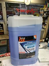 25L Concentrate Car Windscreen Window Cleaning Fluid Screen Wash All Year