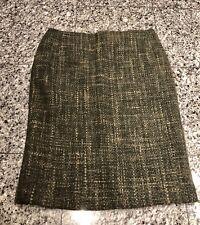 Derek Lam Wool Blend Skirt