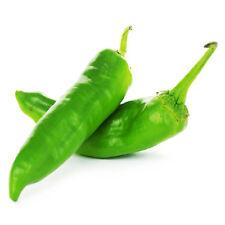 100 Green Chili Pepper Seeds Capsicum Hot Cayenne Pepper S043