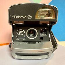 Cámara instantánea Polaroid P 600 600 Comprimidos Excelente Estado De Funcionamiento Retro Lomo En Caja