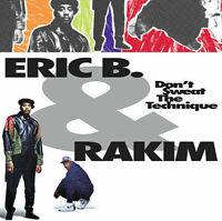 Eric B & Rakim - Don't Sweat The Technique [New Vinyl]