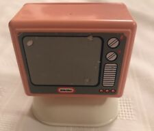 Vintage Little Tikes Dollhouse TV Television