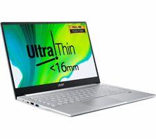 """ACER Swift 3 14"""" Laptop - AMD Ryzen 5 1 TB SSD Silver - Currys"""