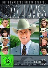 Dallas - Die komplette Staffel 7 auf 8 DVDs NEU+OVP