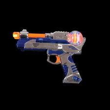 2 LED Light Up Flashing Pistol Gun Laser Blasters