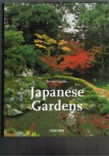 Japanese Gardens - Right Angle and Natural Form by Gunter Nitschke