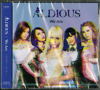 ALDIOUS-WE ARE-JAPAN CD F04