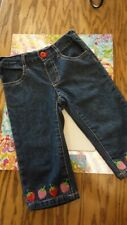 Gymboree Outlet Strawberry Sweetheart 2013 Jeans Pants 2T