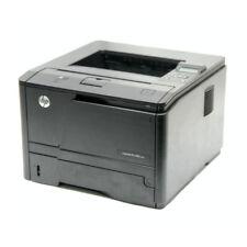 HP LaserJet Pro 400 M401n Monochrome Laser Printer w/ 2,300 Print Impressions