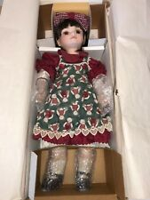 """Marie Osmond Fine Porcelain """"Toddler"""" Collector Doll Limited Edition 1996 #4627"""