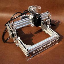 Mini 2000MW DIY Laser Cutter Engraving Cutting Engraver Printer Machine 17*20cm