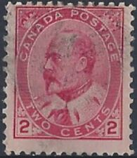 Canada   #  90      KING EDWARD VII  ISSUE     Used  1903  Issue
