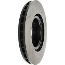 Disc Brake Rotor-Sport Slotted Brake Disc Front Right Stoptech 126.47019SR