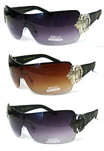 6 Pairs Brand New Lady's Style  Sunglasses Wholesale/Assorted colours/UV400/7017