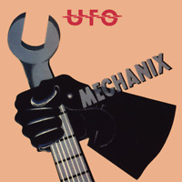 UFO • Mechanix CD 1982 Chrysalis Records UK 2009 •• NEW ••