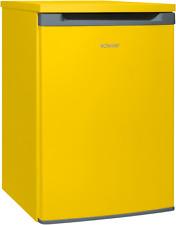 Bomann Vollraumkühlschrank VS 354 gelb, 130 Liter, Abtauautomatik, NEU