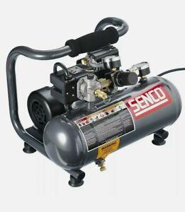 Senco Finish & Trim Air Compressor 0.5Hp 3.8Lt (1 Gallon) PC1010AU - PC1010N