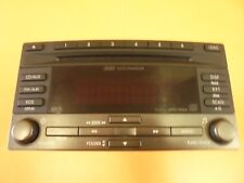 SUBARU FORESTER RADIO CAR AUDIO AUTORADIO 08-12r.