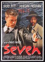 M217 Manifesto 2F Seven Brad Pitt Morgan Freeman David Fincher Horror Thriller