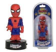 "NECA Solar Powered 6"" Marvel Comics Spider-Man Body Knocker Figure"