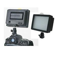 W126 126 LED Video Camera Light for Canon Nikon Pentax PANASONIC Camera