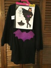 Wonderland Cuddle Bat L(10-12) 1 Pc. Black