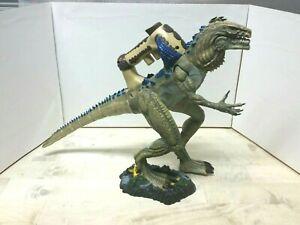 """Vintage Godzilla Action Figure Dinosaur Battery Motion & Sounds 14x22"""" TOHO 1998"""