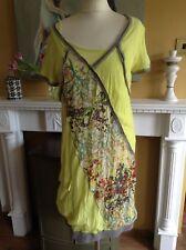 SANDWICH SUMMER DRESS UK 12 38