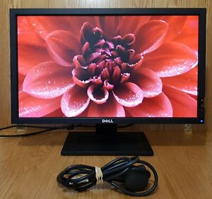 "Dell 23"" inch Full HD 1080p DVI VGA Widescreen Monitor. Dell E2310HC 1920 x 1080"