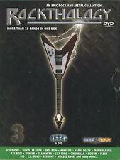 Rockthology : Het ultieme naslagwerk (4 DVD)