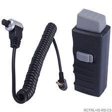 B Bulb Shutter Release Control/Remote Cord/Cable④Canon Camera EOS 5D&Mark II/III