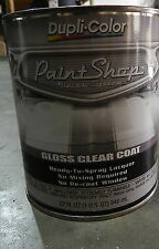 Dupli-Color Paint Shop Gloss Clear Coat  BSP300