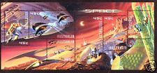 AUSTRALIA 2000 SPACE MINIATURE SHEET UNMOUNTED MINT