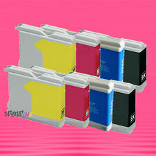 8P LC51 BK C M Y SET INK CARTRIDGE FOR BROTHER DCP-130C