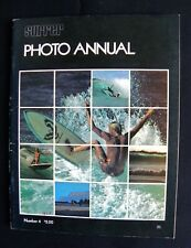 Surfer Magazine Photo Annual Number 4 1973 Hawaii Surfer